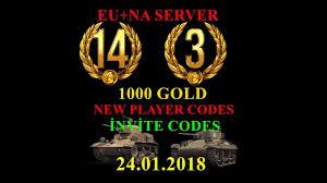 Wot New İnvite Code 2018 17 Day Premium 1000 Gold T2 Light M22 Lotus