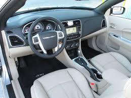 chrysler 200 2011 interior. chrysler 200 interior 4 2011 f