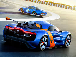 2018 renault alpine a110.  2018 renault alpine a11050 concept headed to 2012 goodwood festival of speed 2018 renault alpine a110
