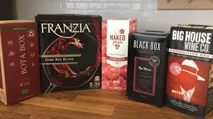 We Tried The Most Popular Boxed Wine Brands Heres What You