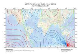 Magnetic Variation Sectional Chart Magnetic Variation C Aviation