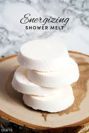 supplies needed to make your own diy shower melts
