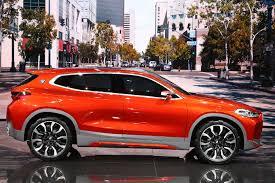Coupe Series bmw x2 2016 : Alfa Romeo Suv #7 - BMW X2 Concept Side Profile 01 Motor Trend ...