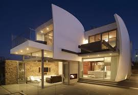 modern lighting design houses. Large Modern Luxury 3d Contemporary House Design With Unique Of The Make It Seems So And Nice Exterior House. Lighting Houses O