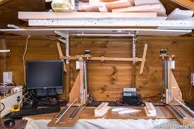 how to build a hot wire cnc foam cutter diy