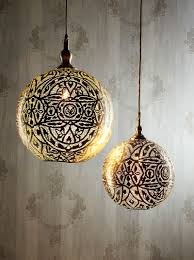 modern moroccan lighting. moroccan chandelier silver lamp pendant light fixtures that will transform your modern lighting n