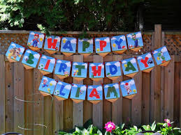 make your own birthday banner super mario brothers customizable birthday by instbirthday on zibbet