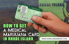 To Get Rhode In How Island Medical A Card Marijuana