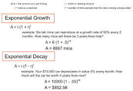 image result for exponential decay example
