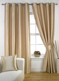 Most Favorite Bedroom Curtains And Drapes : Beautiful Curtain Design Of  Beige Linen Windows Curtain Combine