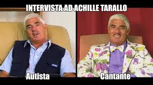 Achille Tarallo - Il Film - Intervista Doppia Achille Tarallo