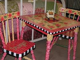 whimsical painted furnitureJust Jeannes Hand Painted Childrens Furniture