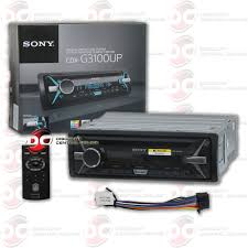 how to take out a sony car stereo new sony cdx g3100up 1din car mp3 cd stereo receiver pandora support usb aux