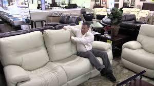 Living Room Furniture Orlando Flexsteel Furniture Leather Recliner Sanford Hudsons Furniture
