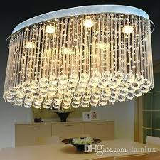 oval crystal chandelier new design patent oval crystal ceiling chandeliers crystal modern oval black crystal chandelier