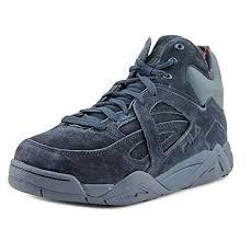 fila basketball shoes 2017. fila men\u0027s the cage suede basketball sneakers shoes sz: 10 miami gardens, florida 2017