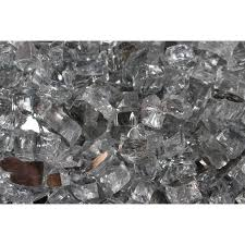 exotic fire glass.  Glass Exotic Glass Silver Fire Inside I