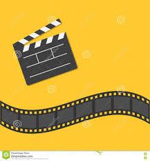 Film Template For Photos Open Movie Clapper Board Template Icon Film Border Cinema