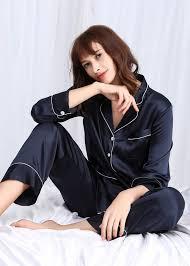 Шёлковая <b>Пижама</b> для женщин, высокое качество