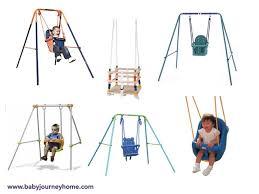 Best outdoor baby swing - Baby's Journey Home