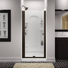 sterling ensemble 36 x 72 1 2 white shower curve