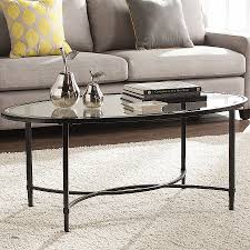 shabby chic round coffee table unique charlton home sherrodsville metal glass coffee table reviews high