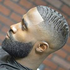 Charlotte Barber Nice And Wavey Can Never Go Wrong With A Classic Clean Cut By