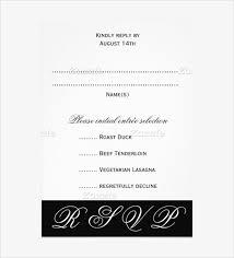 36 Wedding Menu Templates Free Sample Example Format Download