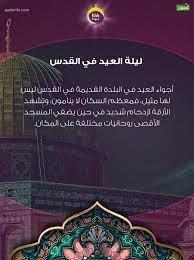 ليلة العيد في القدس - معلومة مقدسية