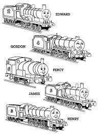 Thomas Train Coloring Pages Best Thomas The Train Coloring Pages