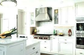 white and black tile backsplash tile for off white cabinets subway tile off white cabinets black