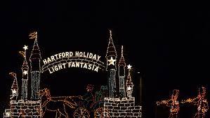 Christmas Lights Hartford Ct Hartford Holiday Light Fantasia 2017