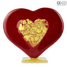 cuore heart love original murano glass gift idea jpg