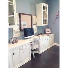 pottery barn office. pottery barn logan small office suite i like how she made the upper hutches into