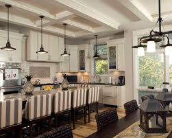light kitchen table. beach style kitchen idea in chicago with granite countertops light table o