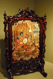The Hot Topic of Antique Fire Screens - English Classics