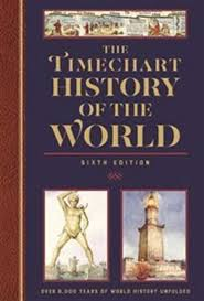 The Wall Chart Of World History Book The Timechart History Of The World 6th Edition Over 6000 Years Of World History Unfolded