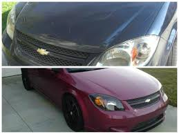 How This 2009 Chevrolet Cobalt SS Got From Keyed to Raspberry ...