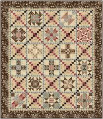 Southern Vintage Quilt – Pattern – Gateway Quilts & Stuff & Southern Vintage Quilt – Pattern Adamdwight.com