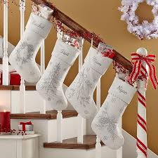 A Personal Creations Exclusive! Our elegantly beaded stocking ...