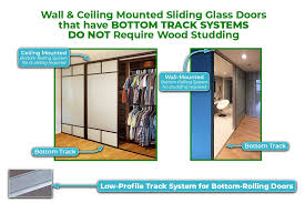 bottom rolling systems do not require studding