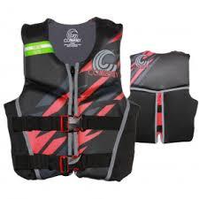Connelly Life Jacket Size Chart Impact Floatation Waterwear Buywake Europe