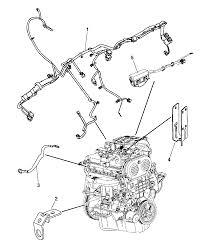 2009 dodge nitro wiring engine thumbnail 3