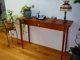 shaker hall table. Shaker Hall Table B