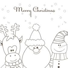 christmas card stencils free christmas card templates for kids