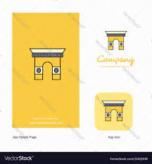 Design A Business Logo App Gate Company Logo App Icon And Splash Page Design