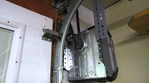 watch how to install a craftsman garage door opener with garage door torsion spring