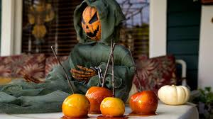 this halloween make your own caramel and candy apples la times