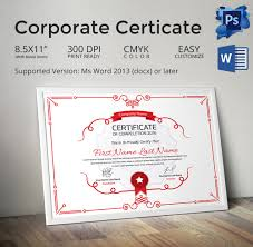 Psd Certificate Template Achievement Award Template 24 Word PDF Documents Download Free 22