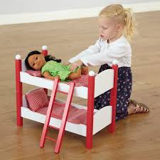 role play dolls bunk beds small